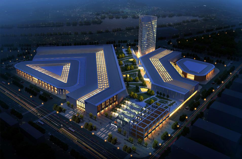 黄骅港综合港区防波堤延伸及码头建设