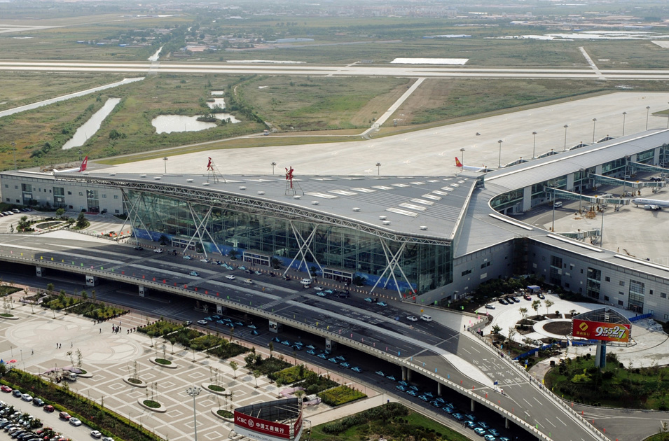 天津滨海国际机场航站楼
