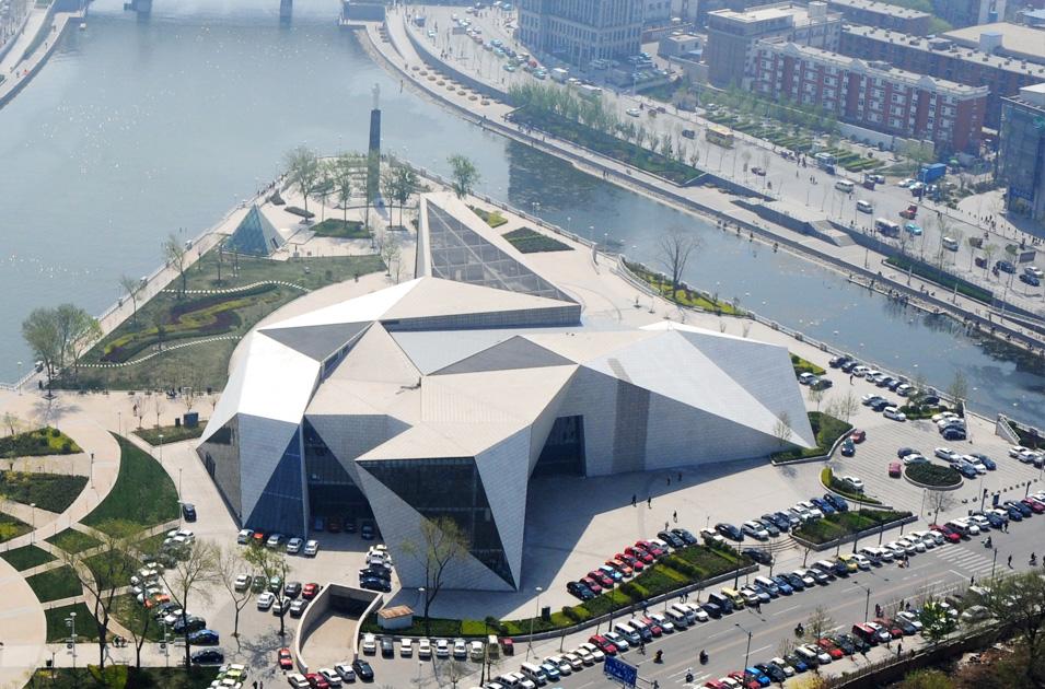 天津近代工业历史博物馆