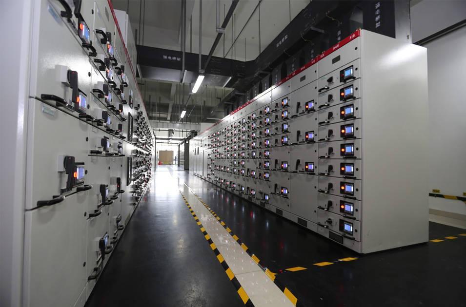 建筑电气(配电间)