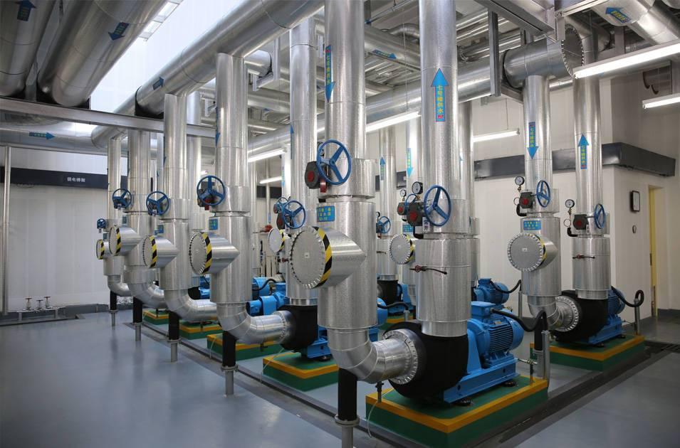 冷却水系统