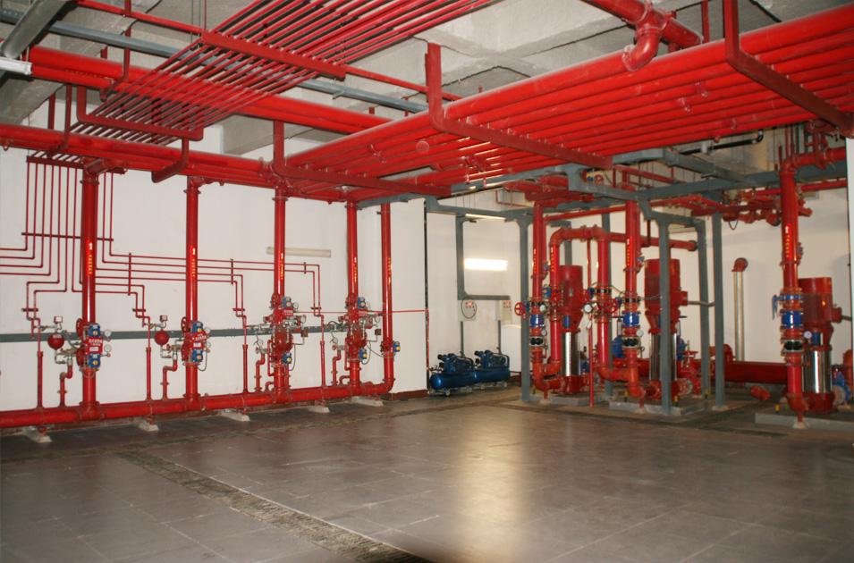 消防水系统