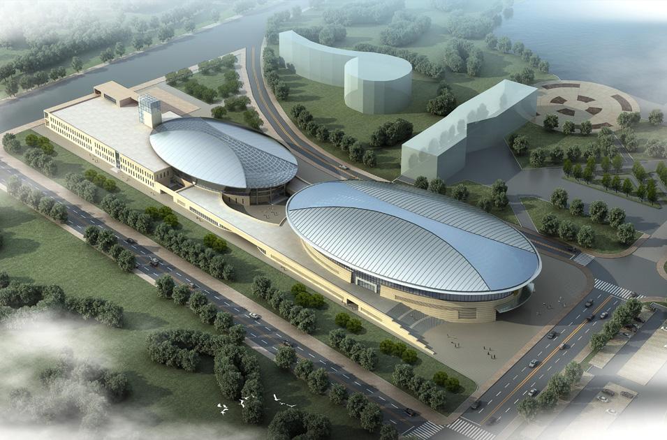天津商业大学体育馆