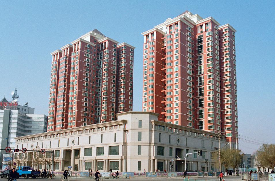 唐山立国大厦