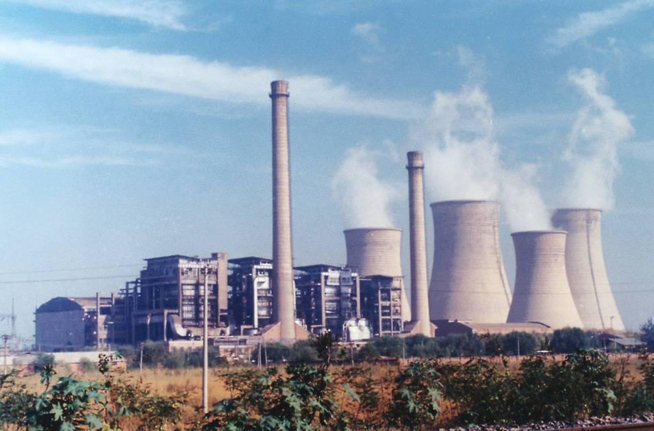 军粮城热电厂