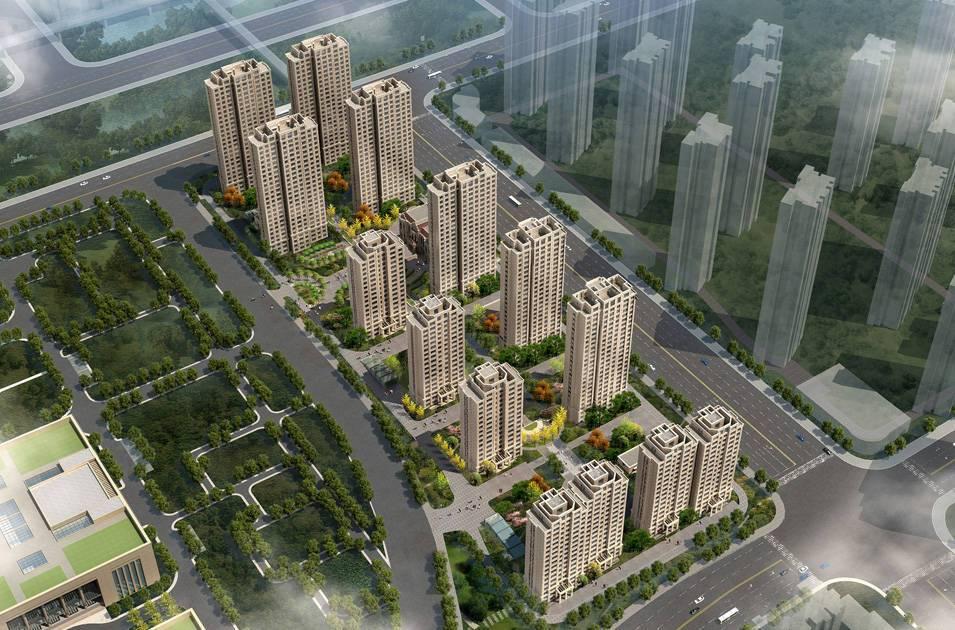 滨海文化商务中心住宅地块5项目