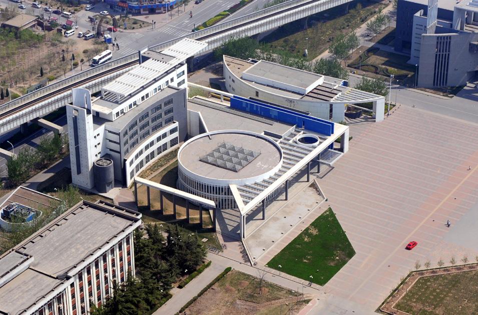 财经大学图书馆