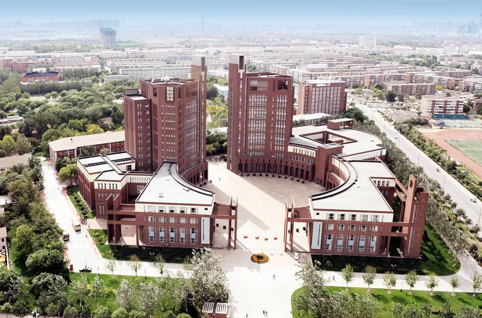 科技大学主教楼
