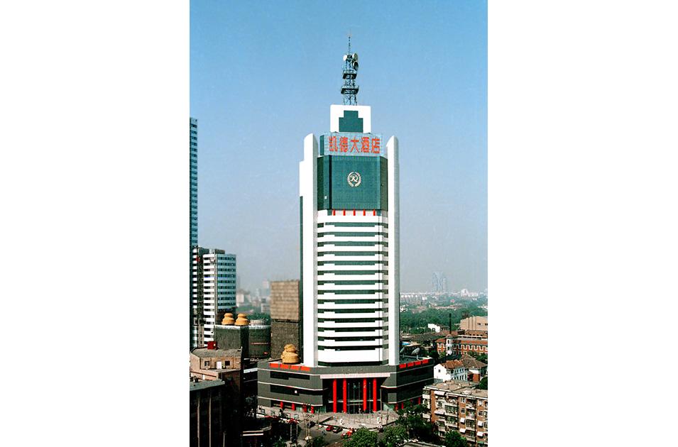 天津电力局生产调度综合楼
