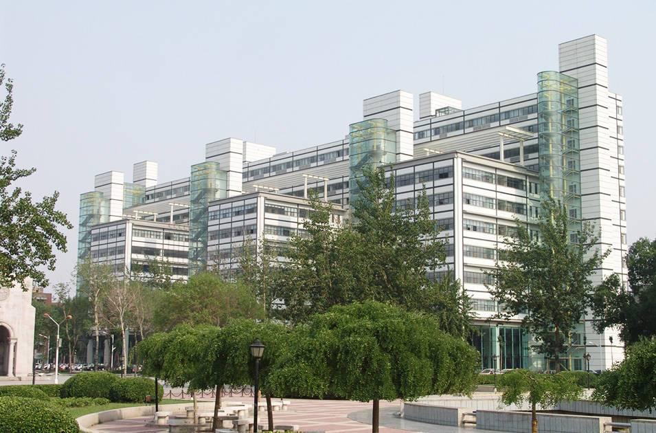 天津大学第25号教学楼