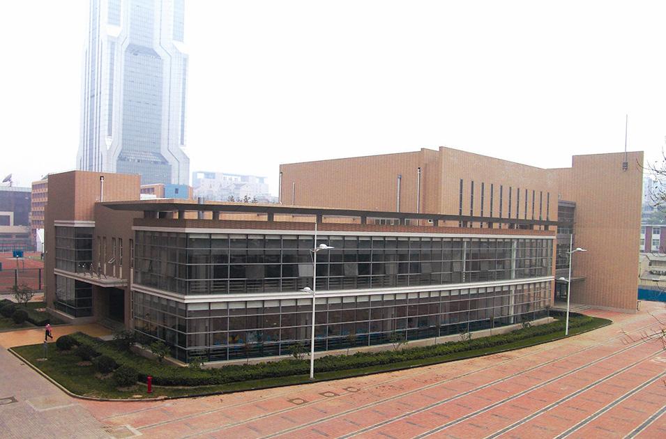 天津医科大学学生食堂及大学生活动中心