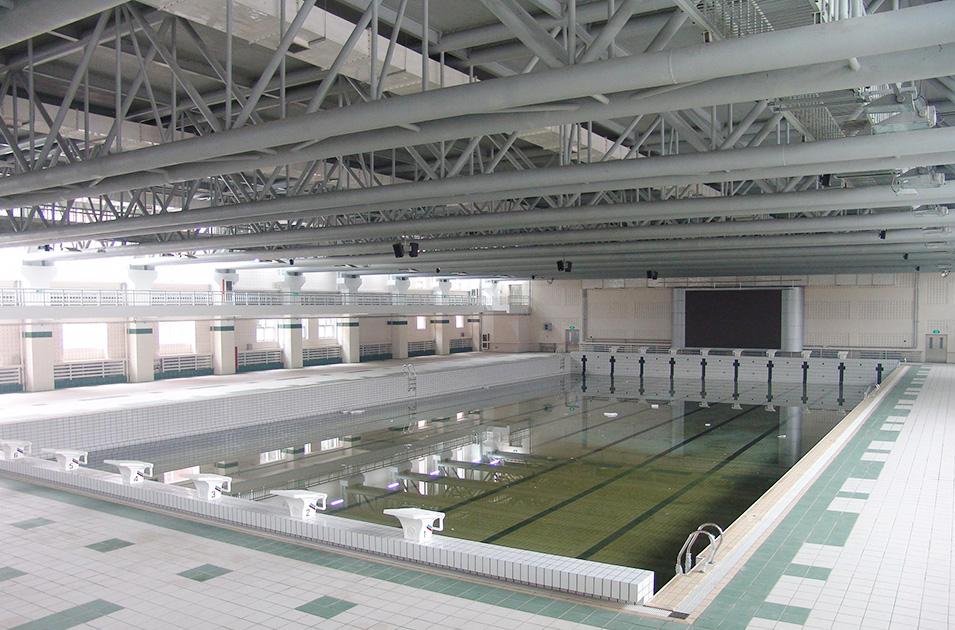天津医科大学游泳馆