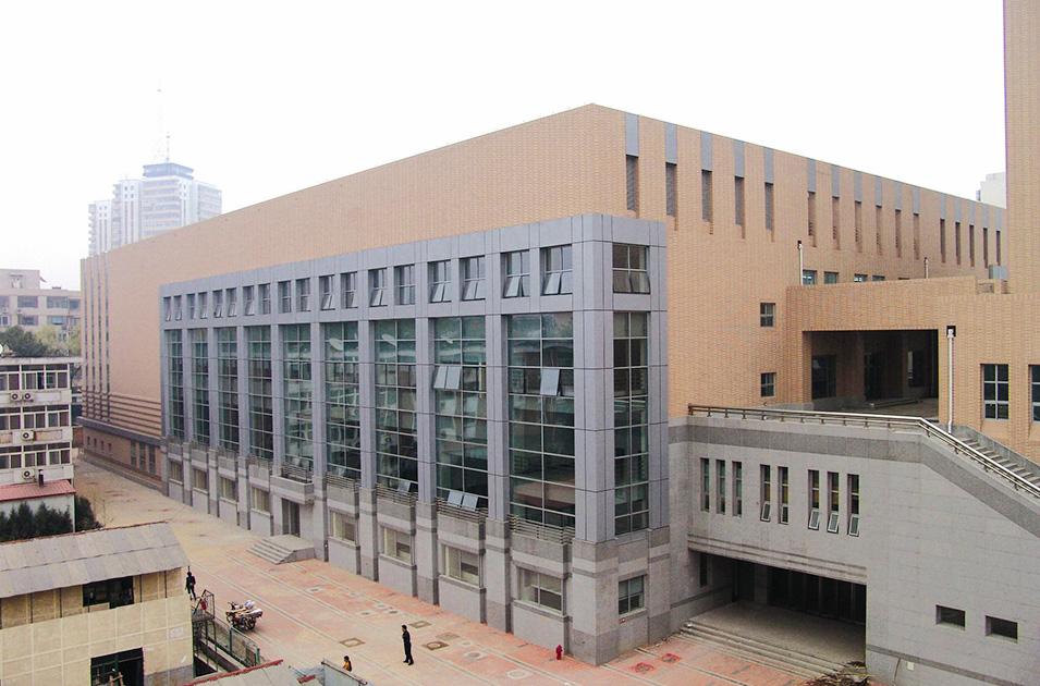 天津医科大学体育中心