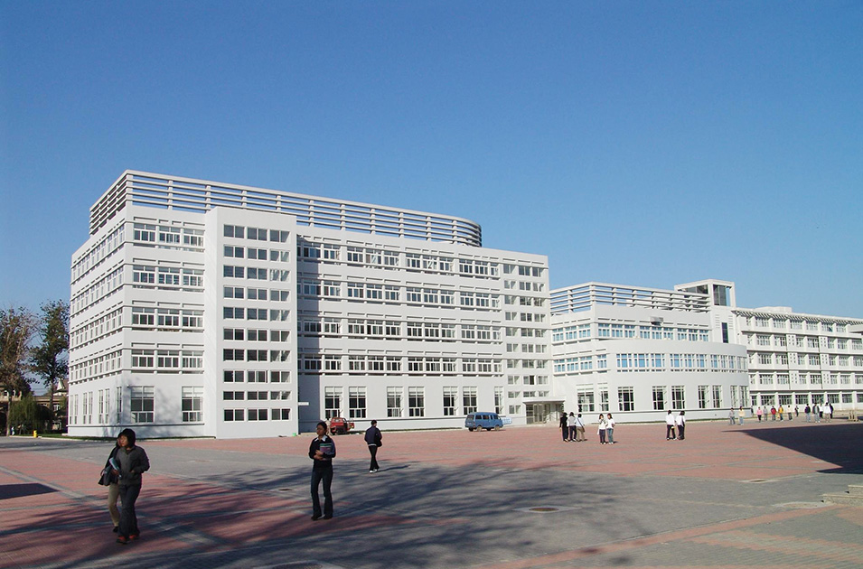 天津医学高等专科学校宿舍楼